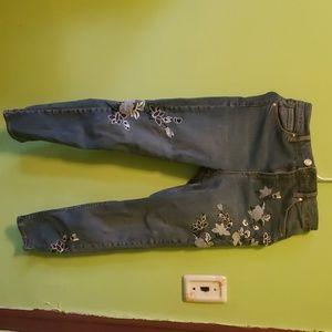 W30 L30 Topshop Jamie jeans